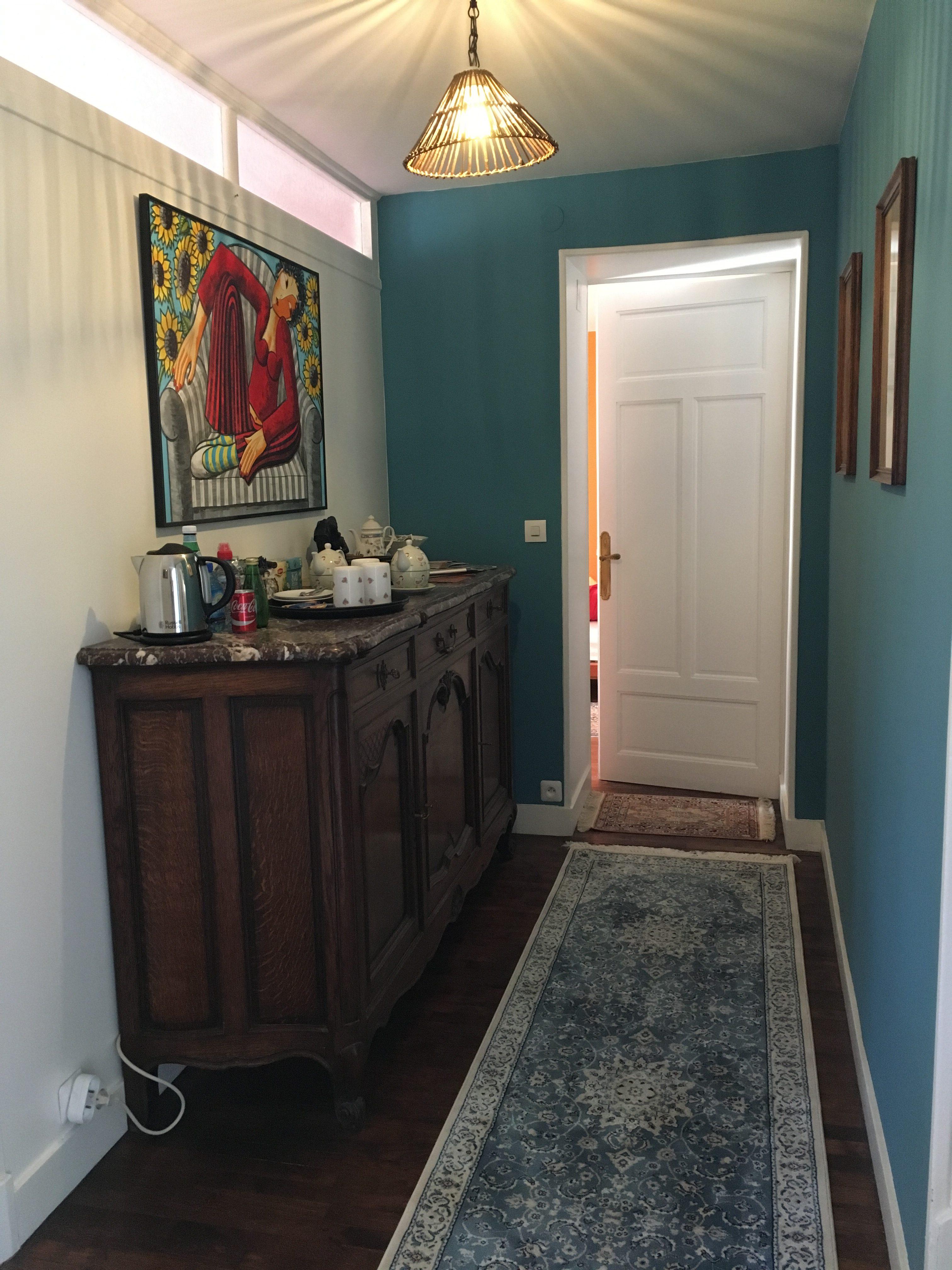 Le palier des trois chambres