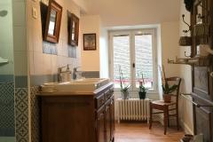 La salle de bain du premier